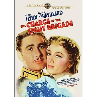 Charge of the Light Brigade (1936) [DVD] USA import