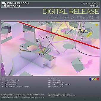 Digital Release - Positive Approach [Vinyl] USA import