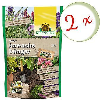 Sparset: 2 x NEWDORFF Azet® wax fertilizer, 100 g