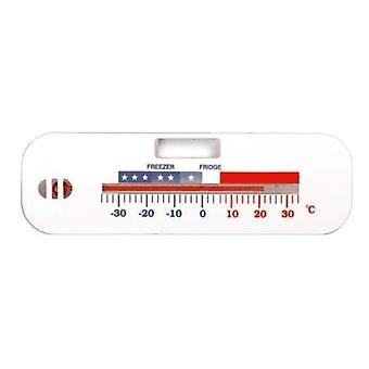Zodiac Horizontal Fridge Freezer Analogue Thermometer