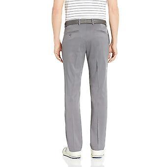 Essentials Men's Slim-Fit Stretch Golf Pant, Gray, 38W x 30L