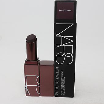 Nars Afterglow Lip Balm  0.1oz/3g New With Box