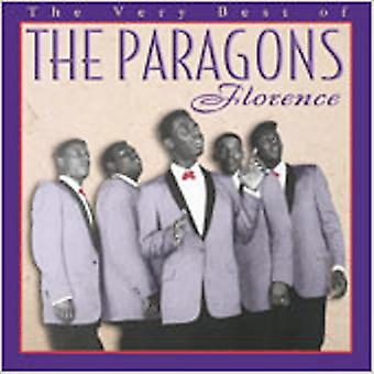 Paragons - Florence-Very Best of [CD] USA import