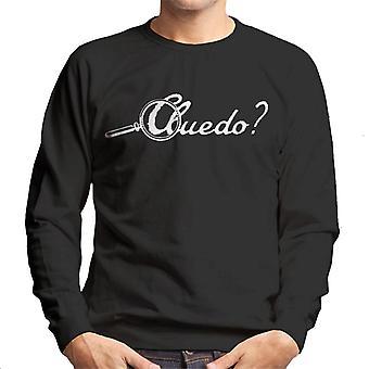 Hasbro Cluedo Classic Logo Men's Sudadera