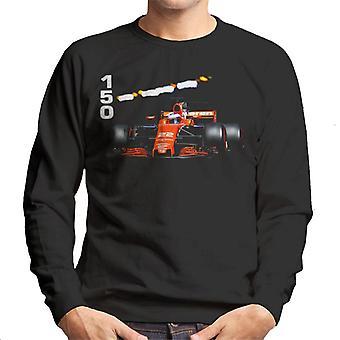 モータースポーツ画像 ジェンソン・バトン・マクラーレンMCL32モンテカルロ・メン&アポス;sスウェットシャツ
