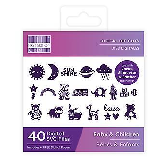 Première édition Digital Dies Baby & Enfants
