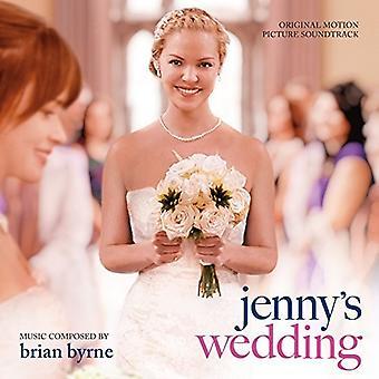 Soundtrack - Jennys Wedding [CD] USA import