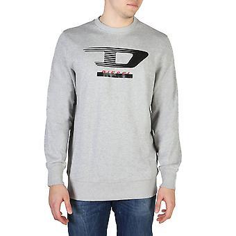 Sweat-shirt rond encolure diesel pour hommes et hommes
