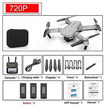 E88 Pro Rc Drone - 4k 1080p Hd Camera