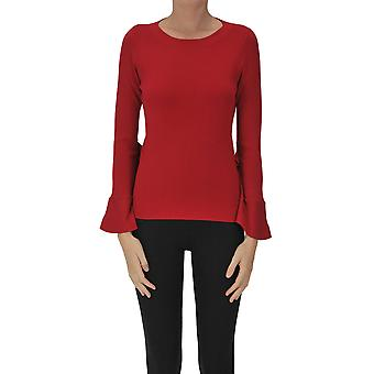 Nenette Ezgl266161 Femmes-apos;s Red Viscose Top