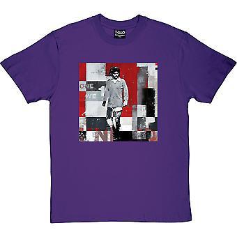 Best One Love Purple Miehet&s T-paita