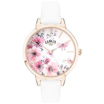 Limit | Womens Secret Garden | Pink And White Floral Dial | 60021 Watch