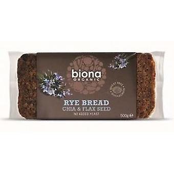 بيونا-الجاودار شيا & بذور الكتان الخبز