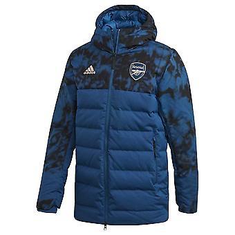2020-2021 Arsenal SSP Down Jacket (Legend Marine)
