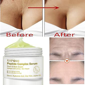 Polypeptide Essence Anti-wrinkle Cream Rich In Collagen Suitable for The Repair of Wrinkles on The Chest Neck and Face