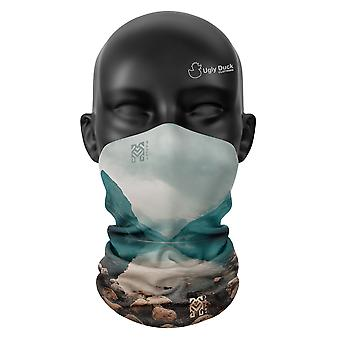 Escape Farben Gesichtsmaske Snood Schal Unisex Hals Gaiter Kopfbedeckung Tube wärmer