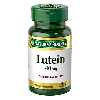 Sundown Naturals Lutein, 20 mg, 12 X 30 Softgels