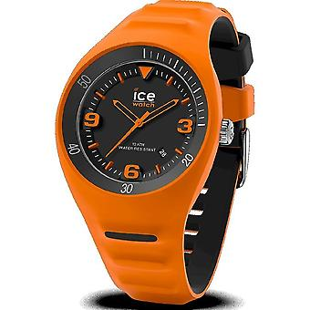 Ice Watch - Wristwatch - Men - P. Leclercq - Neon orange - Medium - 3H - 017601
