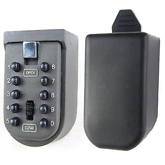 Hyfive push button wall mounted key safe