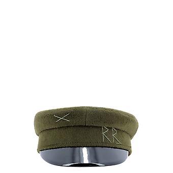 Ruslan Baginskiy Kpc007green Women's Green Wool Hat