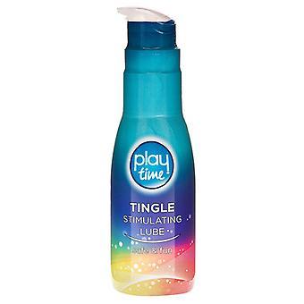 Fun Time Water Based Sensation Lubricant ~ Tingle