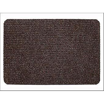 Home Label Lydford Door Mat Brown 40 x 60cm P00014348