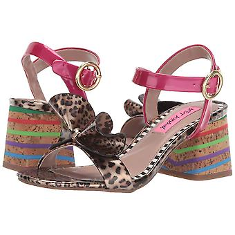 Betsey Johnson Womens Lanore Open Toe Special Occasion Ankle Strap Sandals
