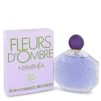 Fleurs D'ombre Nymphea By Brosseau Eau De Parfum Spray 3.4 Oz (women) V728-544005