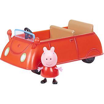 Peppa Pig - Family Car