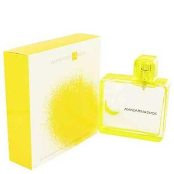 Mandarina Duck By Mandarina Duck Eau De Toilette Spray 3.4 Oz (women) V728-429673