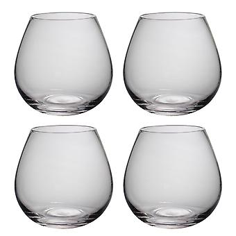 iKONIC 50cl Set of 4 Stemless Glasses