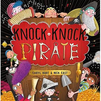 Knock Knock Pirate by Hart & Caryl
