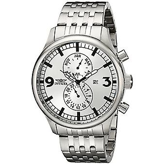 Invicta  Specialty 0366  Stainless Steel Chronograph  Watch