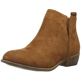 Journee Collection Womens Rimi Closed Toe Ankle Fashion Boots