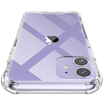 Shockproof Phone Cases For Iphone Transparent Silicone Back Cover