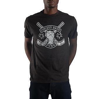 Cm punk chicago made t shirt
