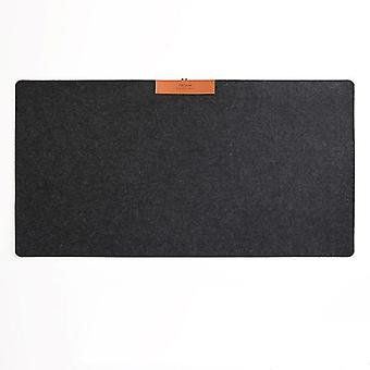 Mice Pad Desk Mat, Modern Table, Wool Felt Cushion, Gaming Mouse Pad