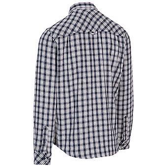 Trespass Mens Panncross Checked Shirt