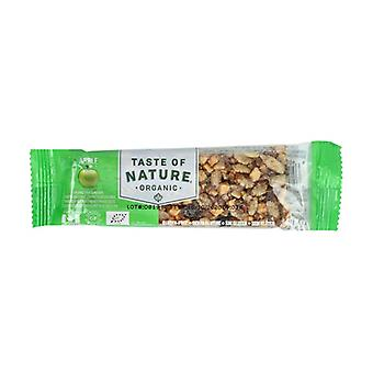 Bar of Nuts with Apple and Cinnamon 1 bar of 40g
