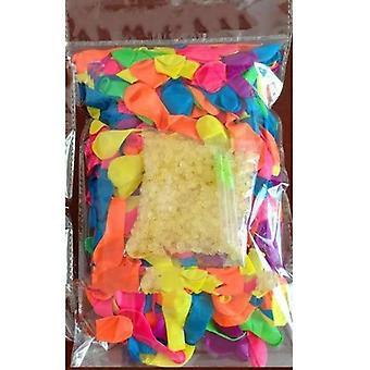 500pcs بالونات المياه لصيف بيتش حزب لعبة