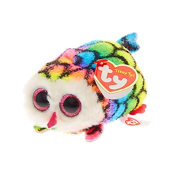 Ty Beanie Babies Teeny Tys Hootie - multicolor uil