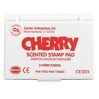 Scented Stamp Pad, Cherry, Red