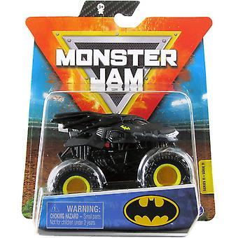 Monster truck Monster Jam Badmobile 1:64 Black