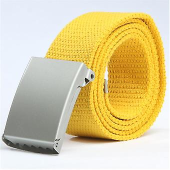 Mens Fashion, New Unisex, Trousers Canvas Belt