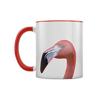 Inquisitive Creatures Flamingo Mug