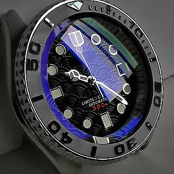 Super Luminous Samurai Abalone, Small Wave Dial