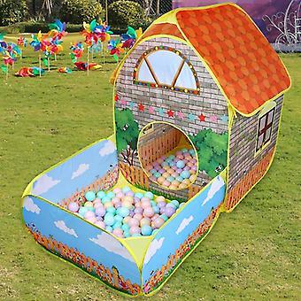 Pop-Up Namioty Dom z dziedzińcem