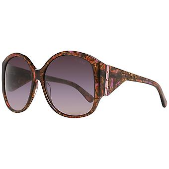 Guess By Marciano Women's Sunglasses Brown GM0809-S 6074Z