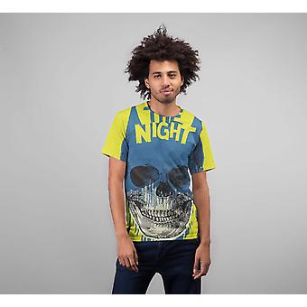 The night (2) premium sublimation adult t-shirt