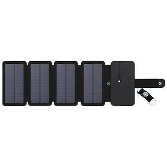 Kernuap 20w Sunpower Folding Solar Cells Charger, Usb Output Devices  Solar